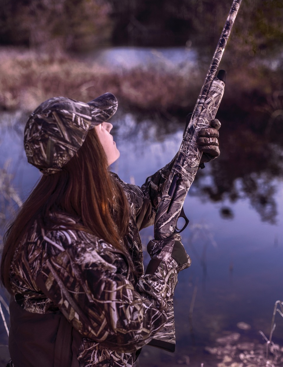 Syren Shotgun waterfowl
