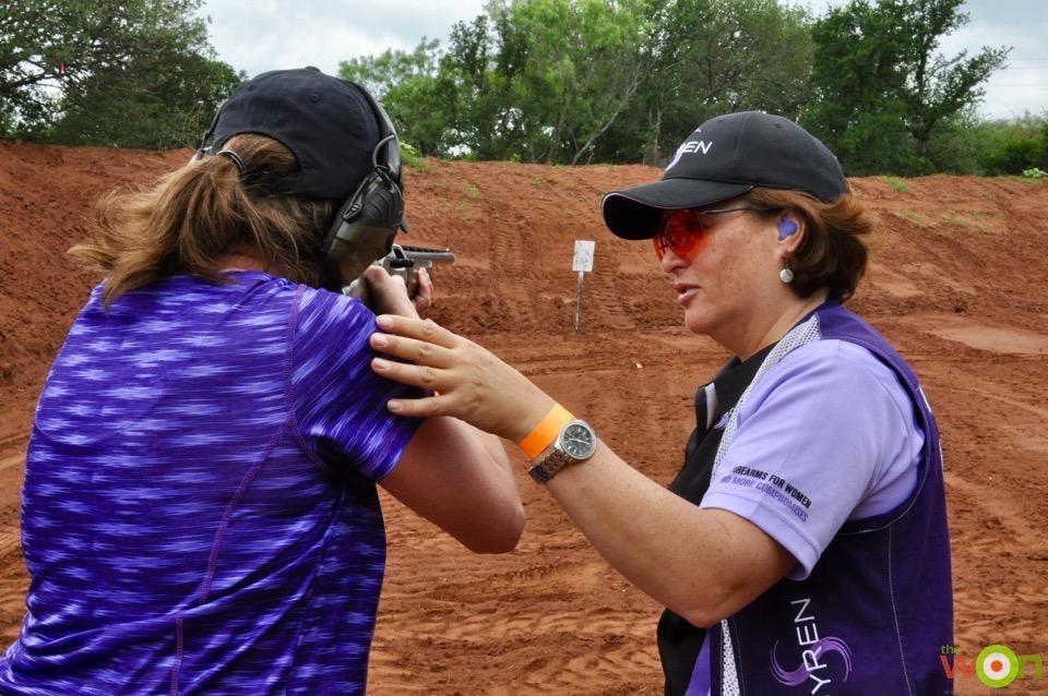 Lynne Green Syren certified shotgun coach National Sporting Clays Association