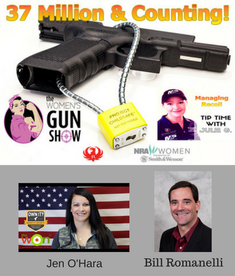 Episode 57 The Women's Gun Show