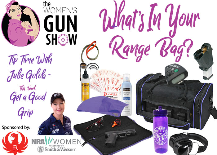 range bag items
