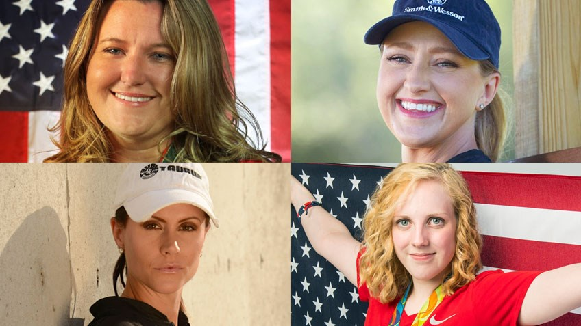 top 50 women shooting