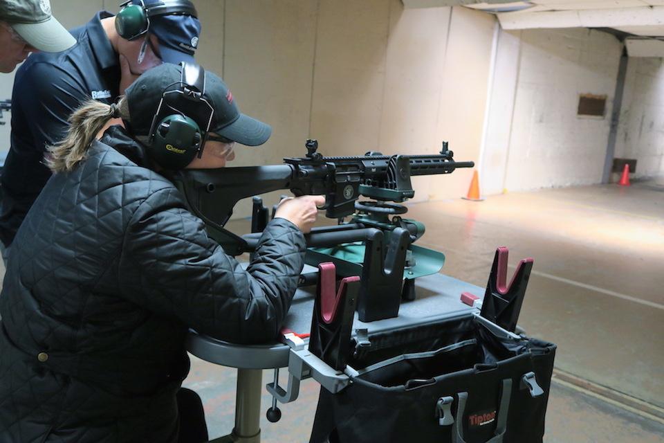 Barbara Baird Smith & Wesson M&P AR
