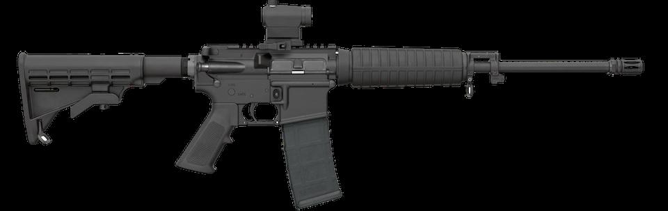 Bushmaster Standard AR