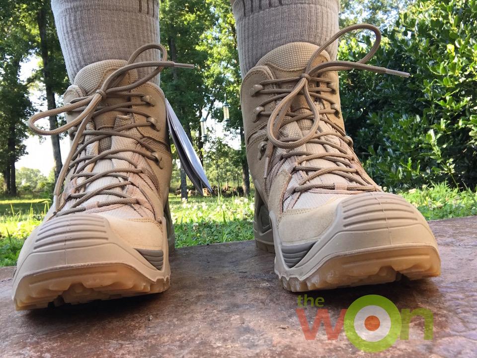 LOWA Zephyr boots
