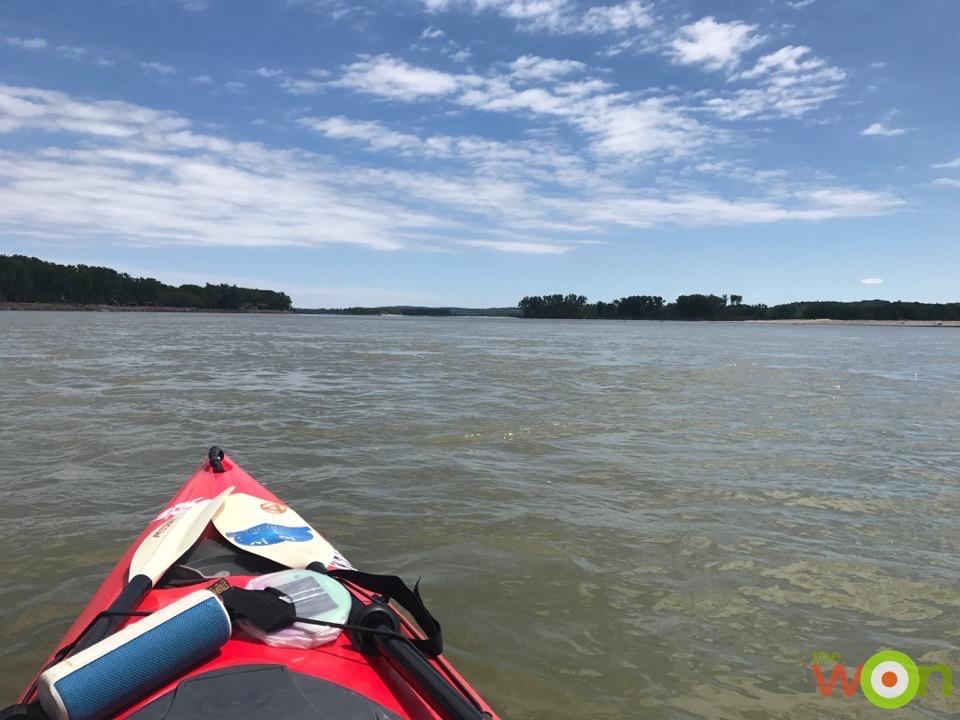 South Dakota Kayak Challenge