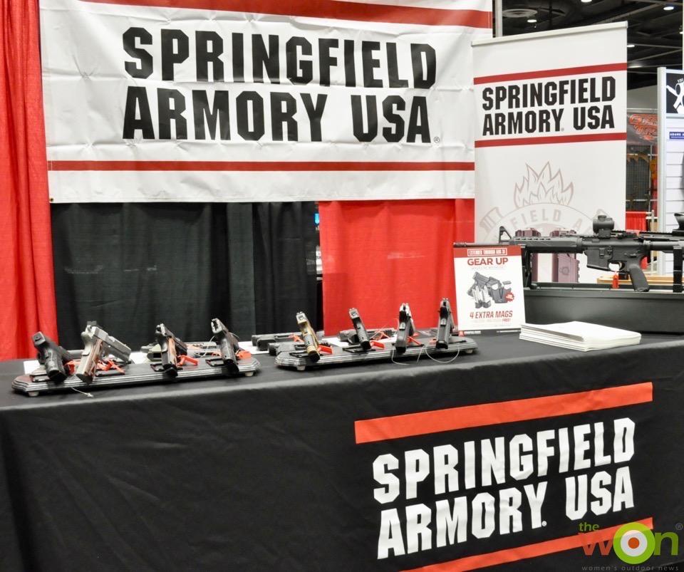 Triggrcon Springfield Armory