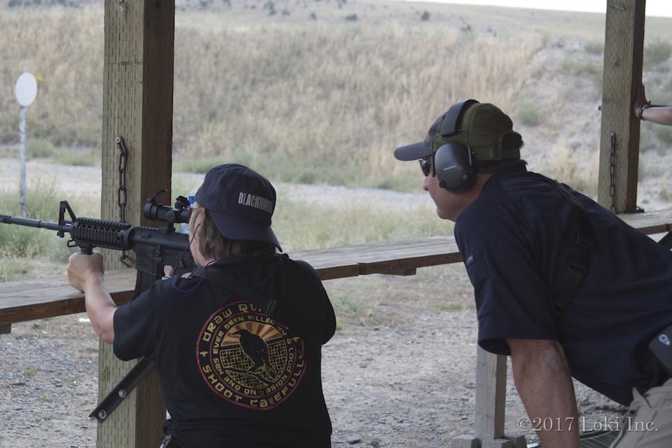 Barb Todd Jarrett AR training