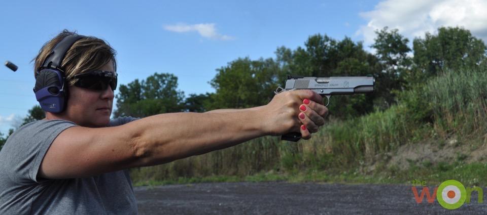 Cerino Pistol class Springfield