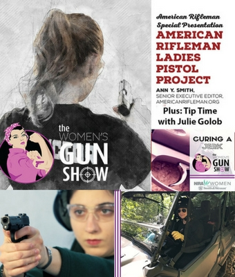 Episode 65 Women's gun show