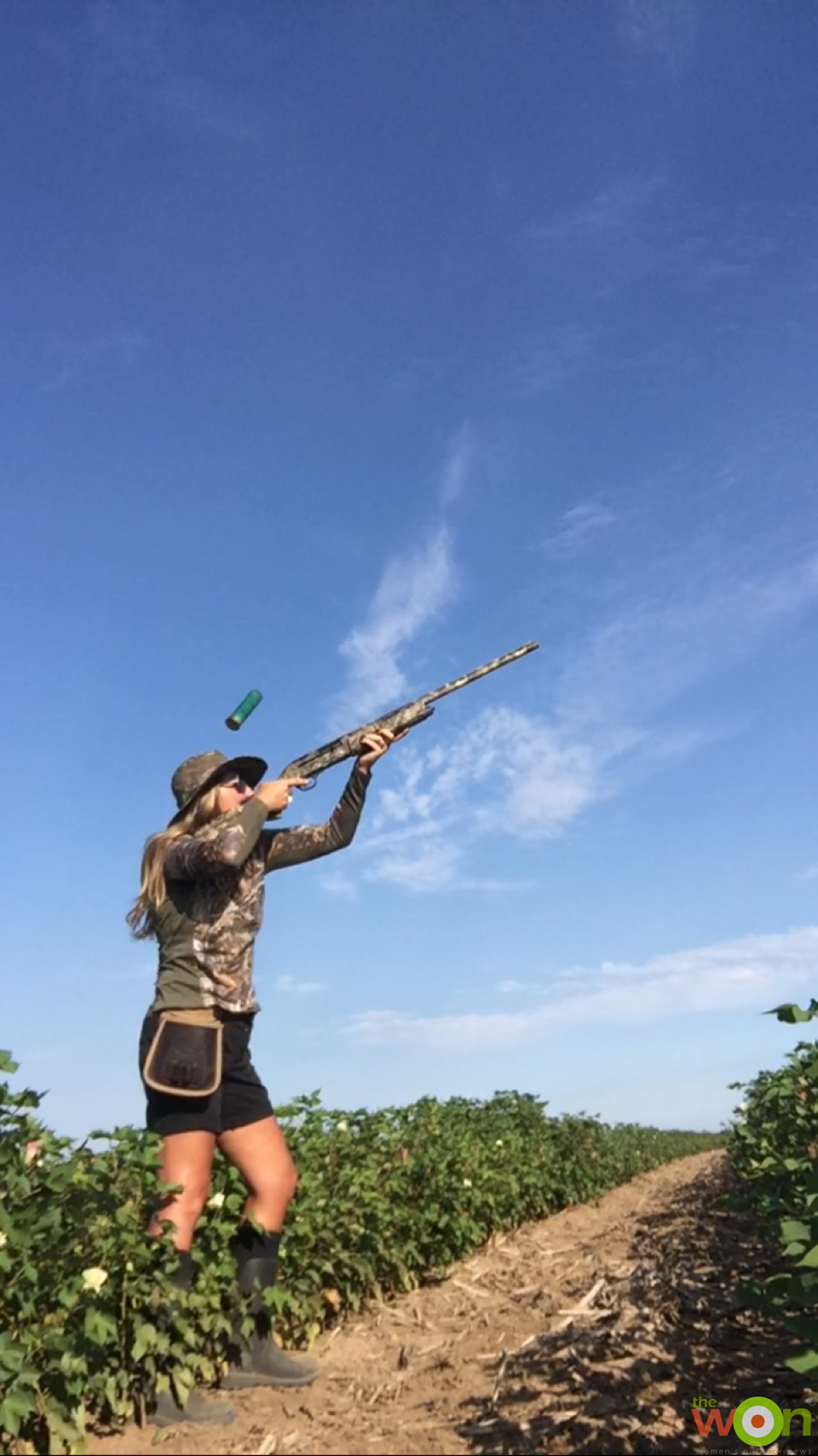 Dove-SHooting-Remington-Jessica doves