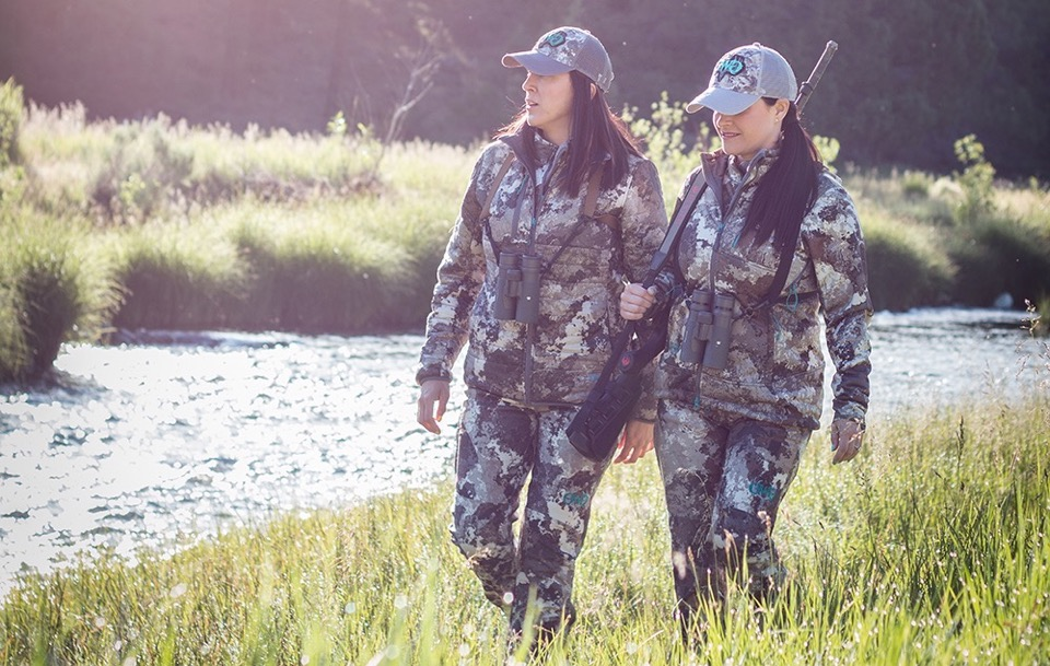 Girls with Guns New Veil Alpine Collection