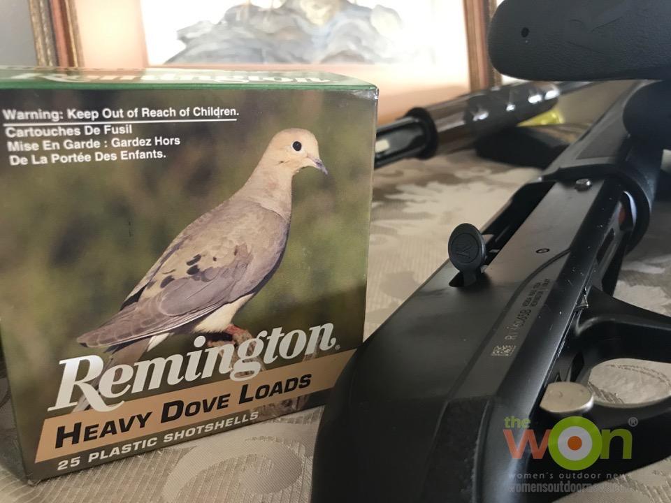 remington dove box of shells