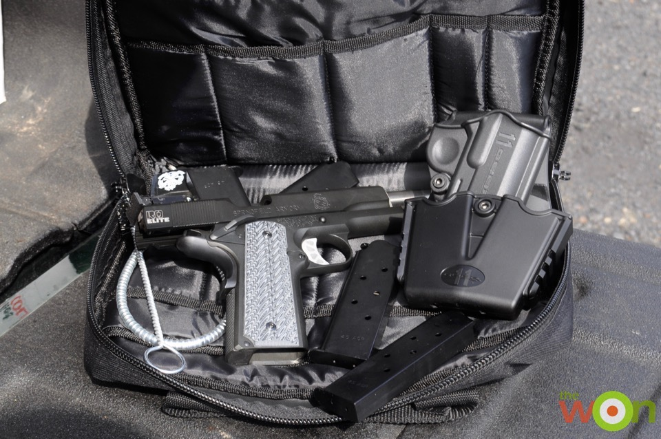 Range officer Elite Springfield