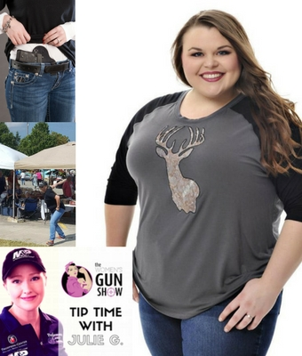 Plus-Size Concealed Carry