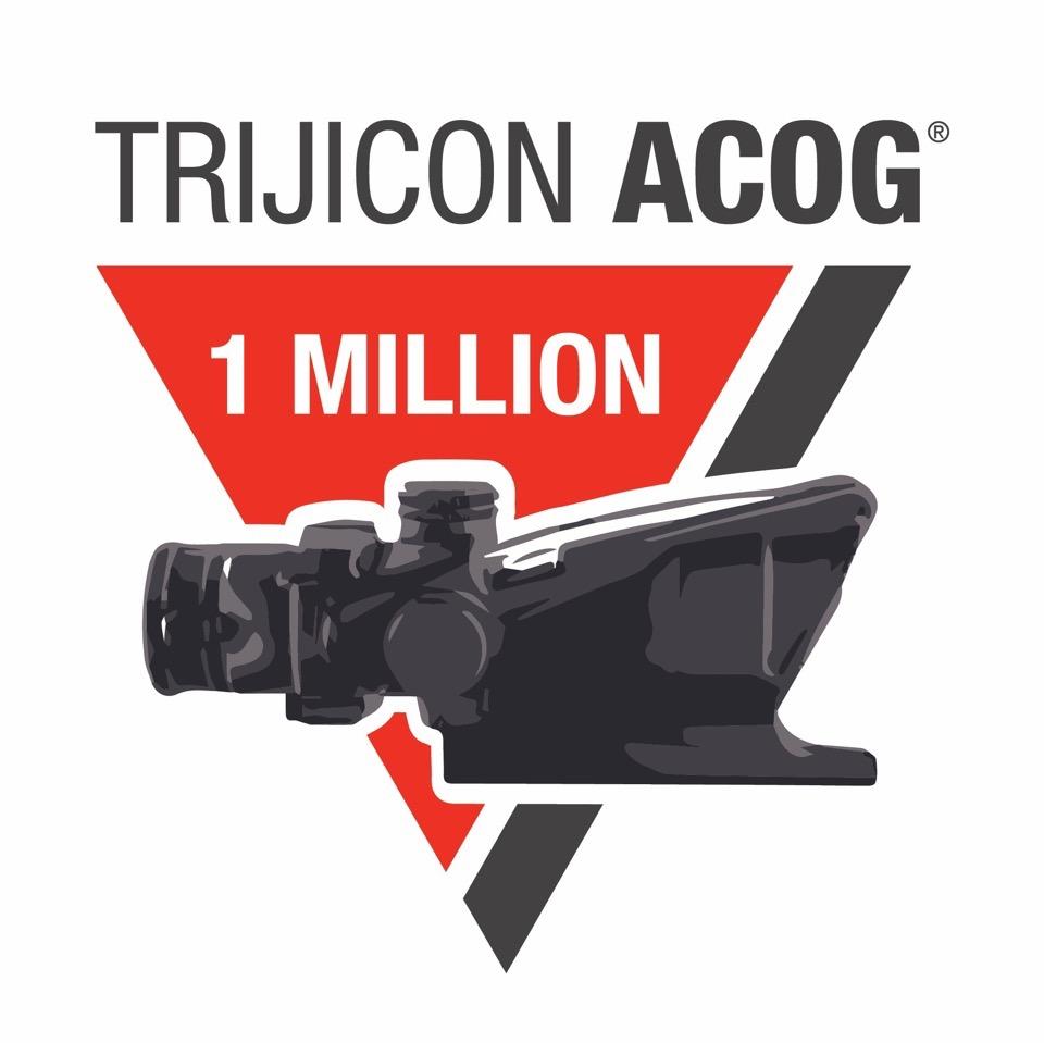 Trijicon ACOG one Million