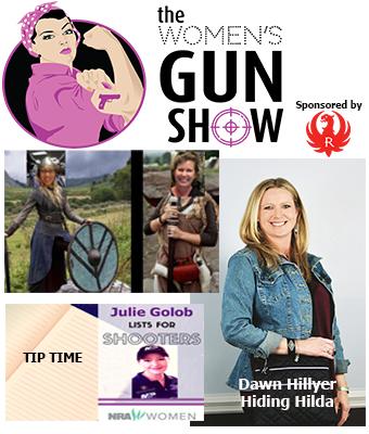 episode 69 hidinghilda the women's gun show