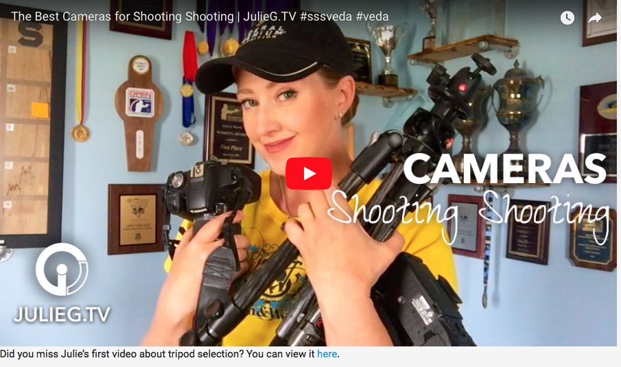 Julie Golob how to shoot shooting camera