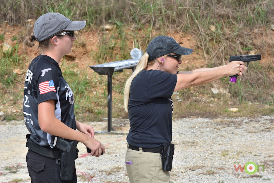 Clinic-cerino-AG&AG Ladies Multigun
