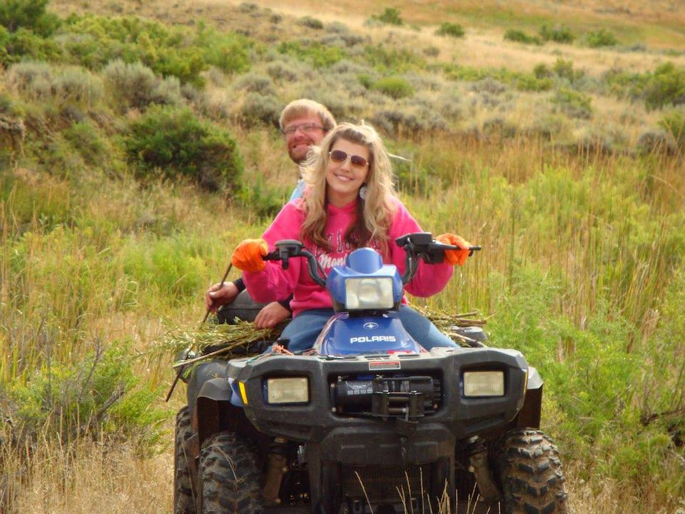 Four Wheeling- Lundvall