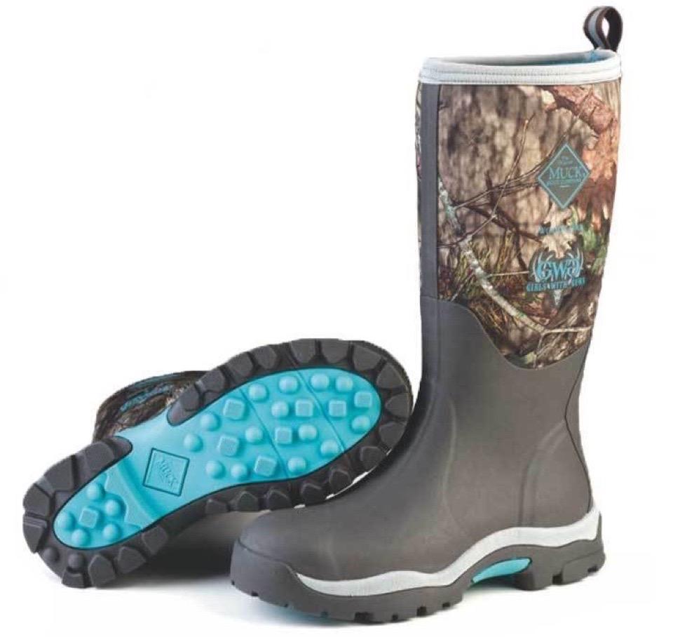 GWG-Muck-Boot Woody PK