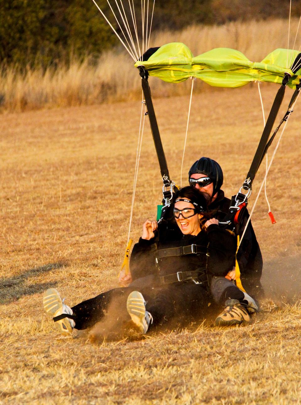 GWG skydiving