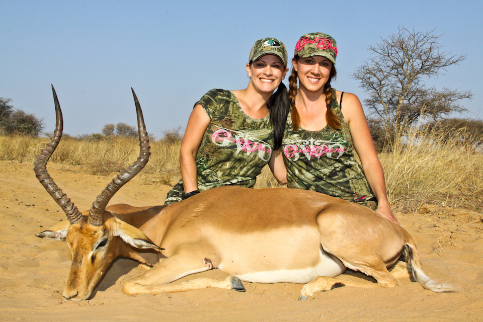 GWG African Experience Impala