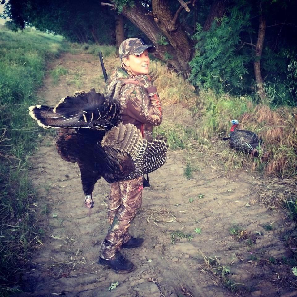 Jen Cordaro turkey