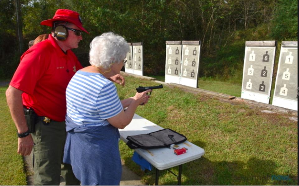 Katie-Pavlich-Ladies, Ammo & Guns-event Second Amendment