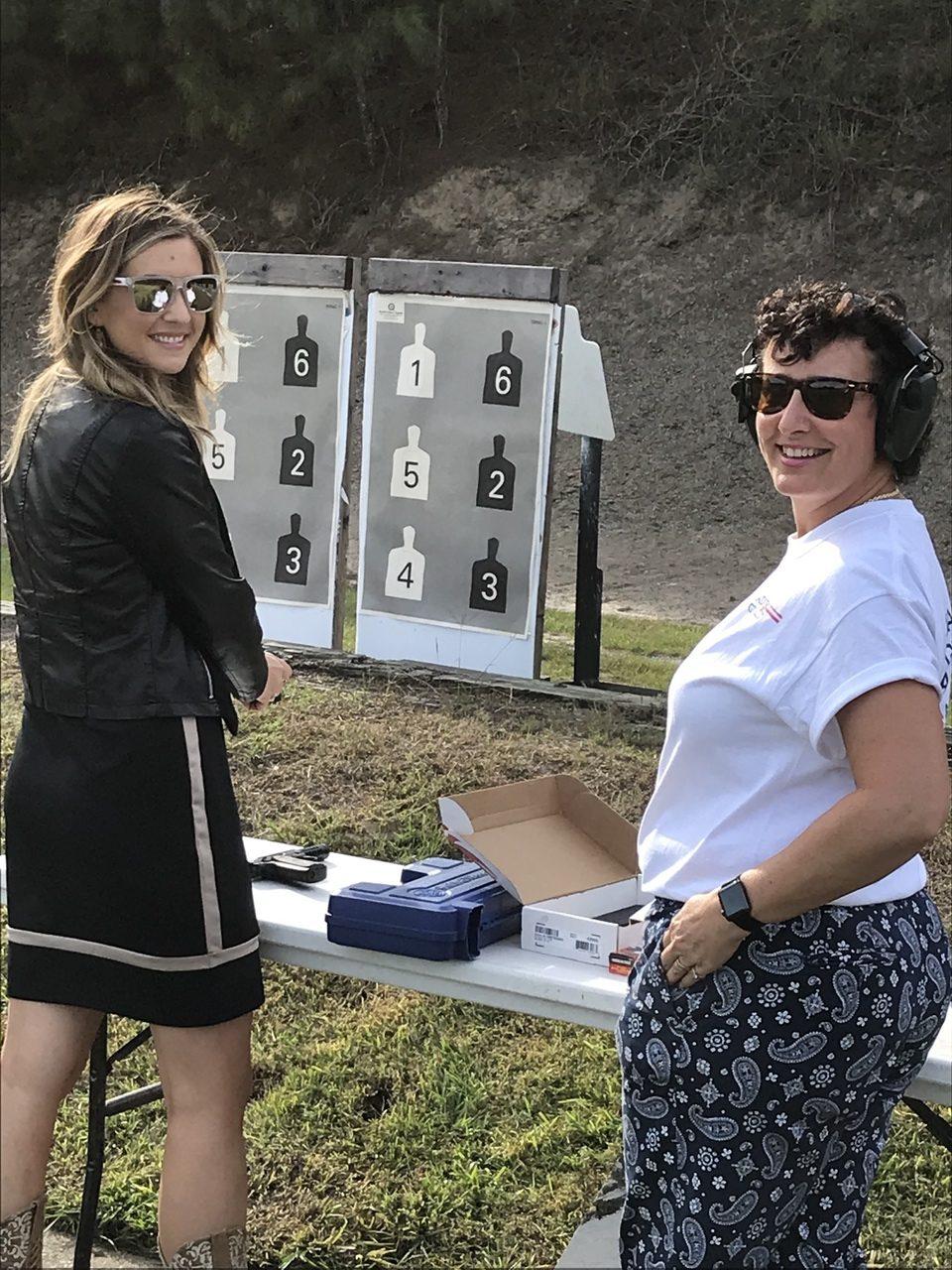 Katie-Pavlich-Target-Ladies, Ammo & Guns Second Amendment