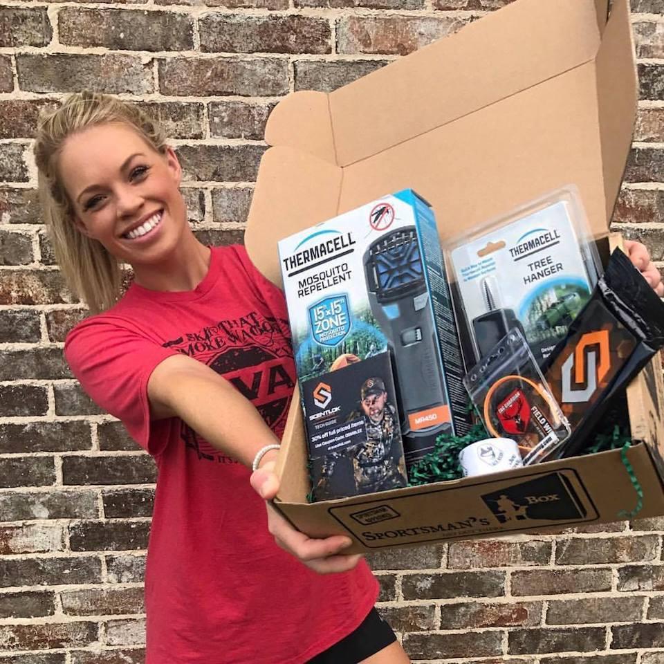 Kendall Jones sportsman's box