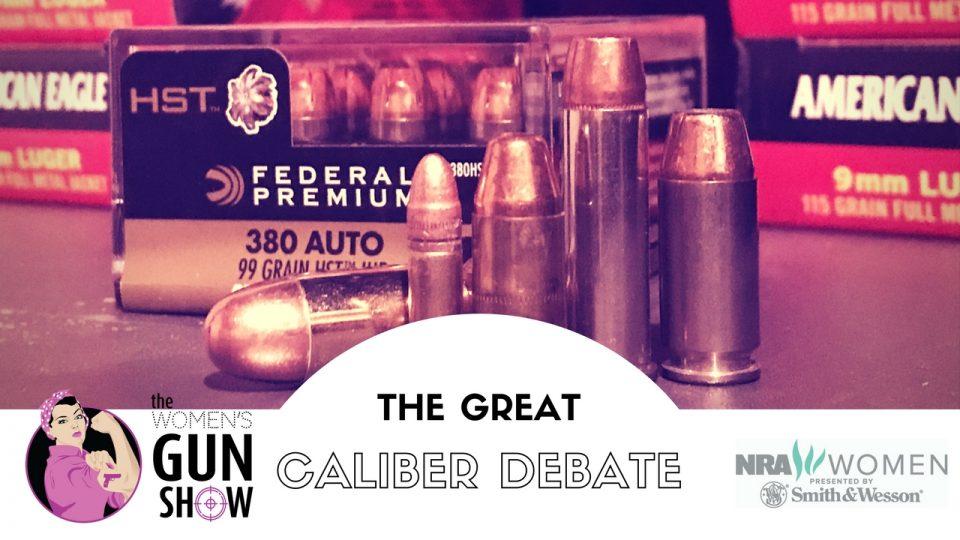 Women's Gun Show tip Golob