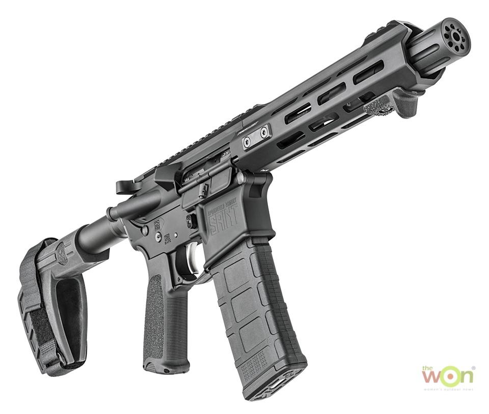 Saint-AR-pistol