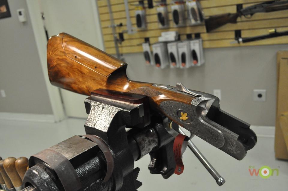 Shotgun-stock-Guerini Caesar Guerini