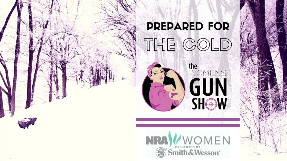 Women's Gun Show Tip Time Golob cold weather