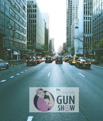 vehicle attack women's gun show