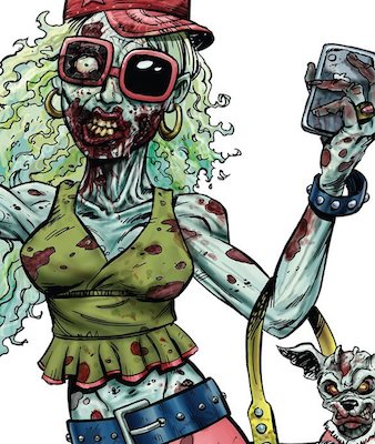 zombie feature