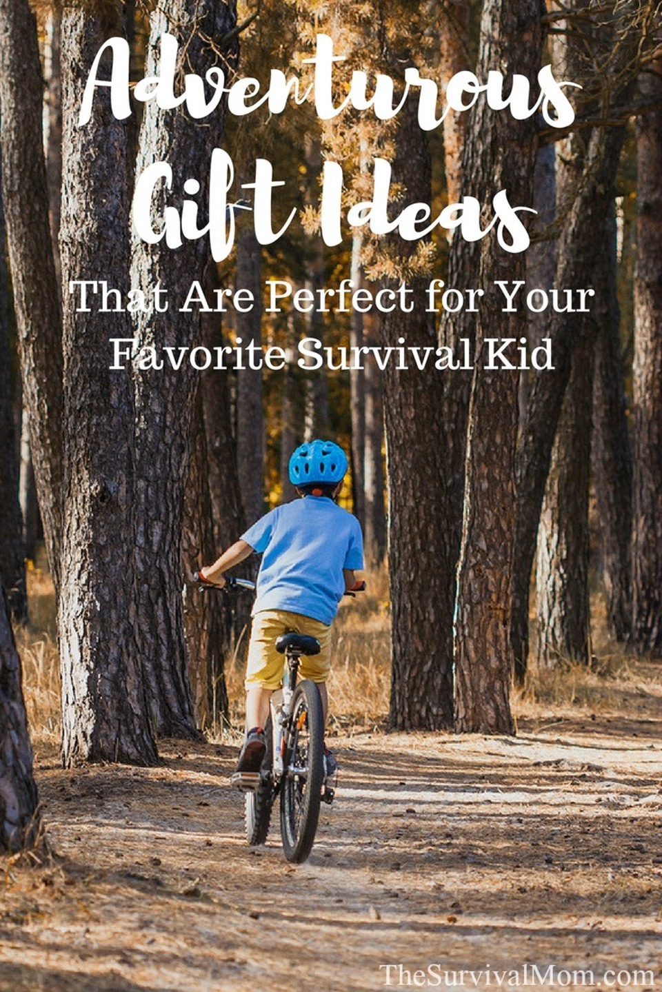 Adventurous-Gift-Ideas-Kids Gift Ideas Skill-Based Gift Ideas To Suit Every Survival Kid