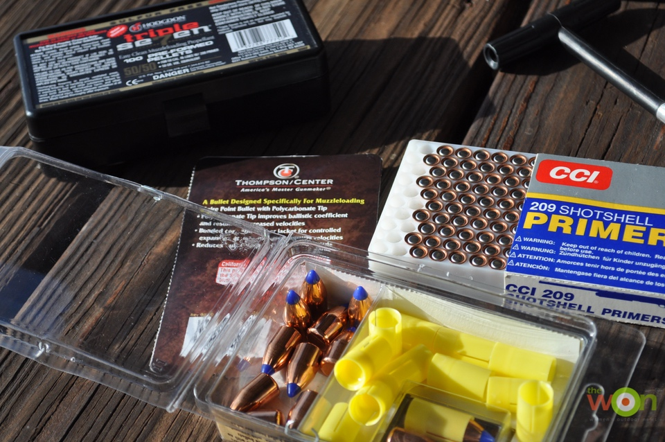 Ammo-muzzleloader