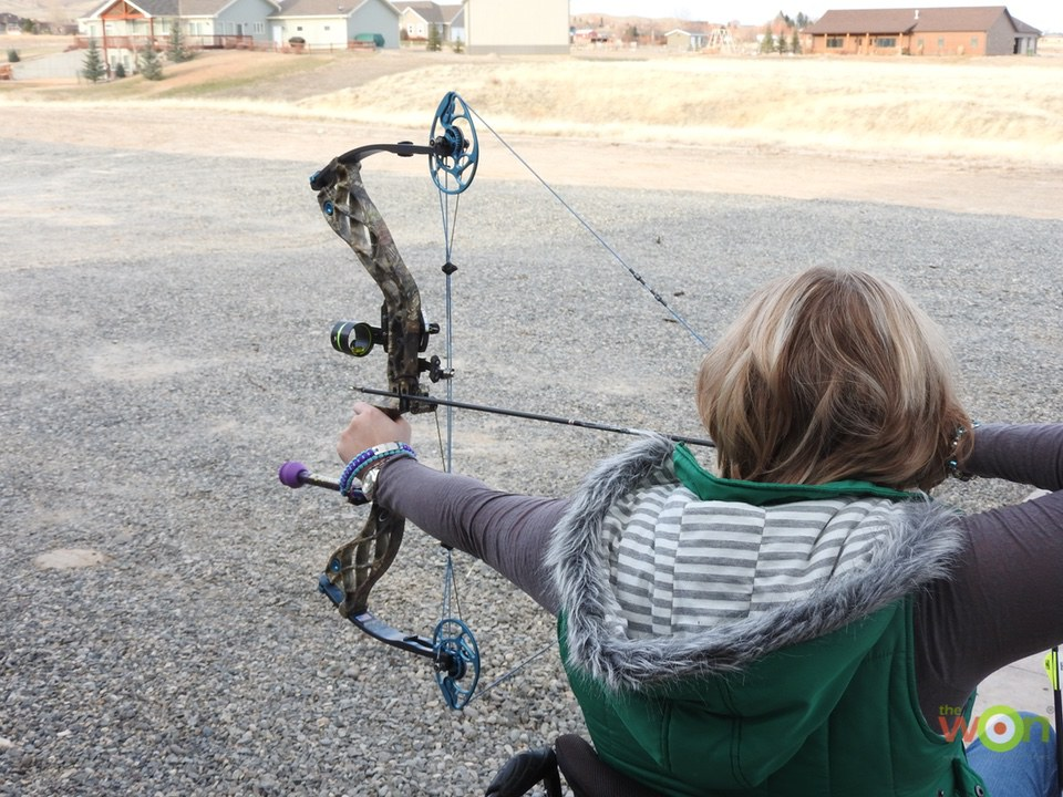 FullDraw-Lundvall-December Compound Bow