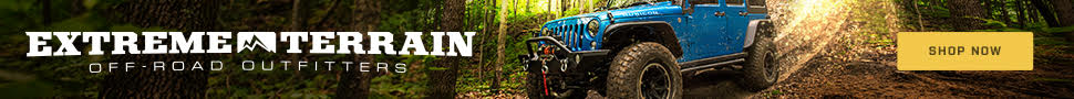 Extreme Terrain Off Road Outfitters is your Jeep Wrangler parts and accessories expert for all your Jeep Wrangler off road needs.
