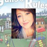 Julie Golob toys tools gun rules