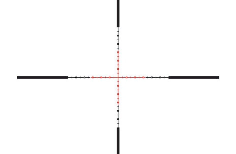 MIL-Square reticle