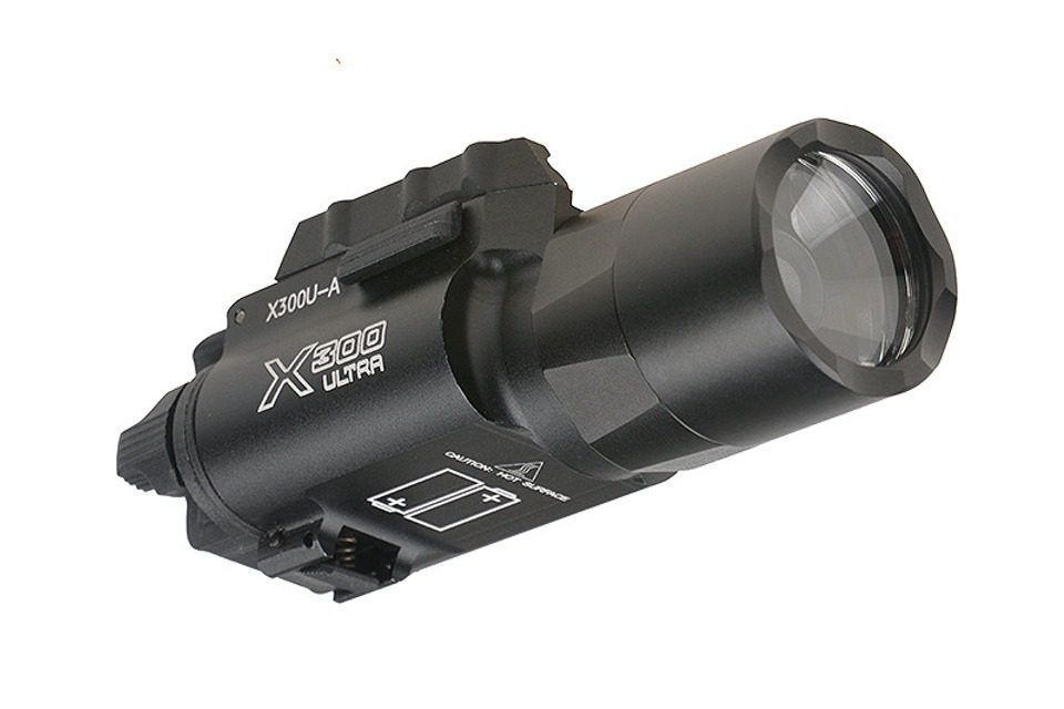 Tactical_Flashlight Firearm Accessories