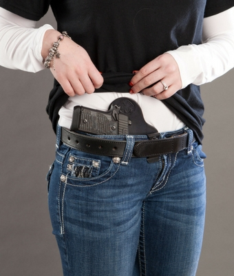 Mental Preparation for a Concealed Carry Life crossbreed holster