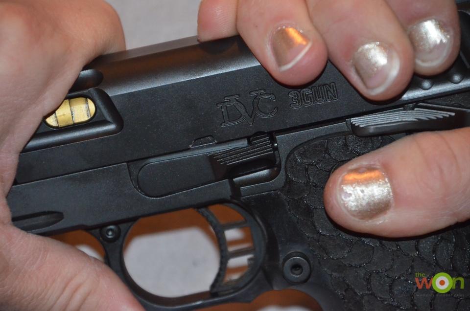 insert slide stop B Clean a Pistol