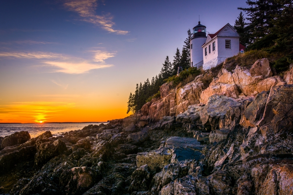 Acadia National Park Getaways