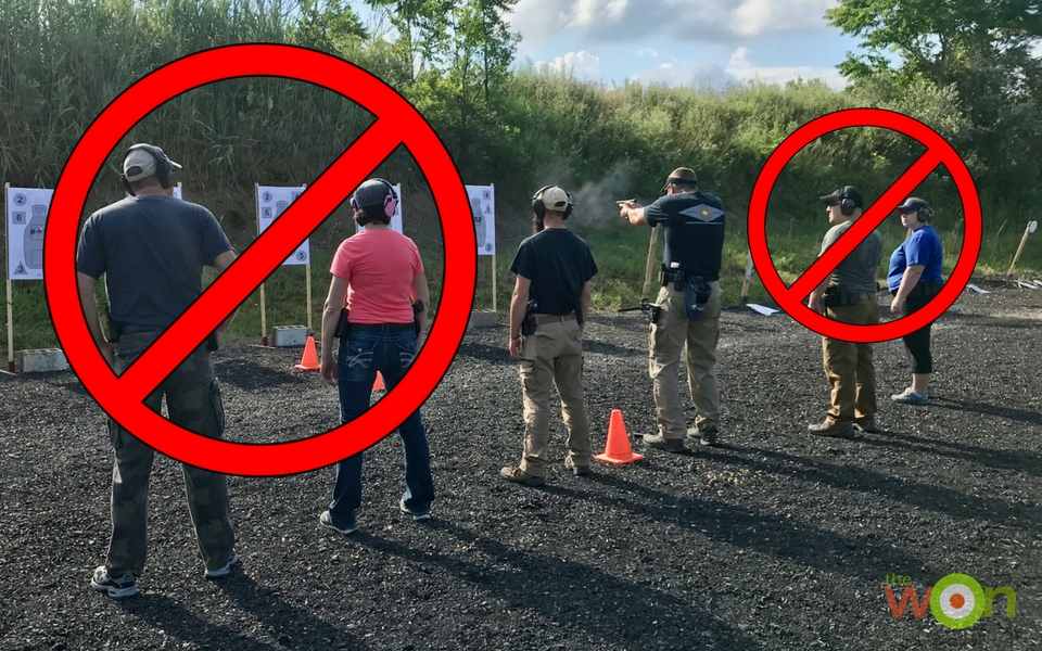 Date Night: Don't Let a Firearms Training Class Ruin It