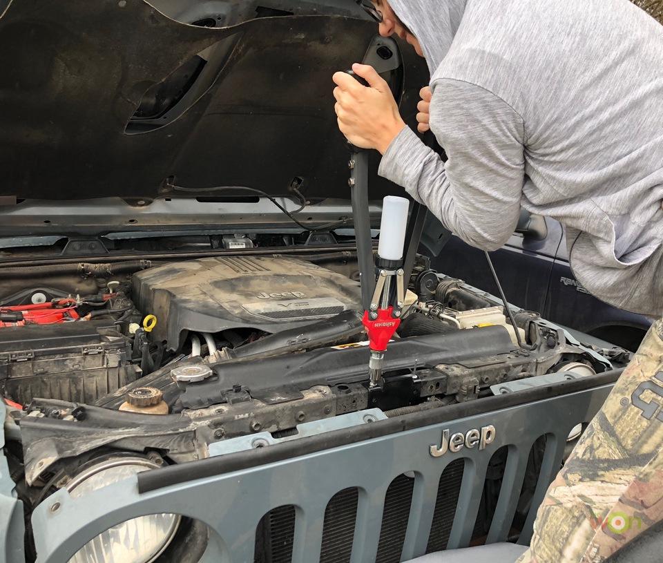 Hood-Lock-Jeep