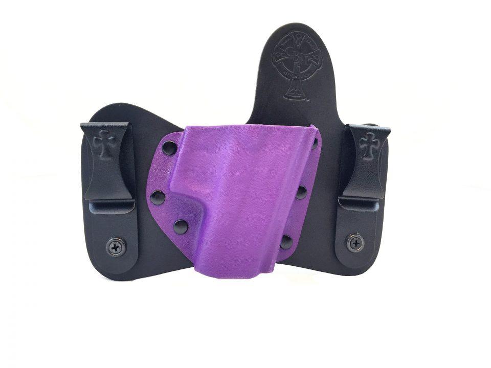 crossbreed mini tuck purple holster