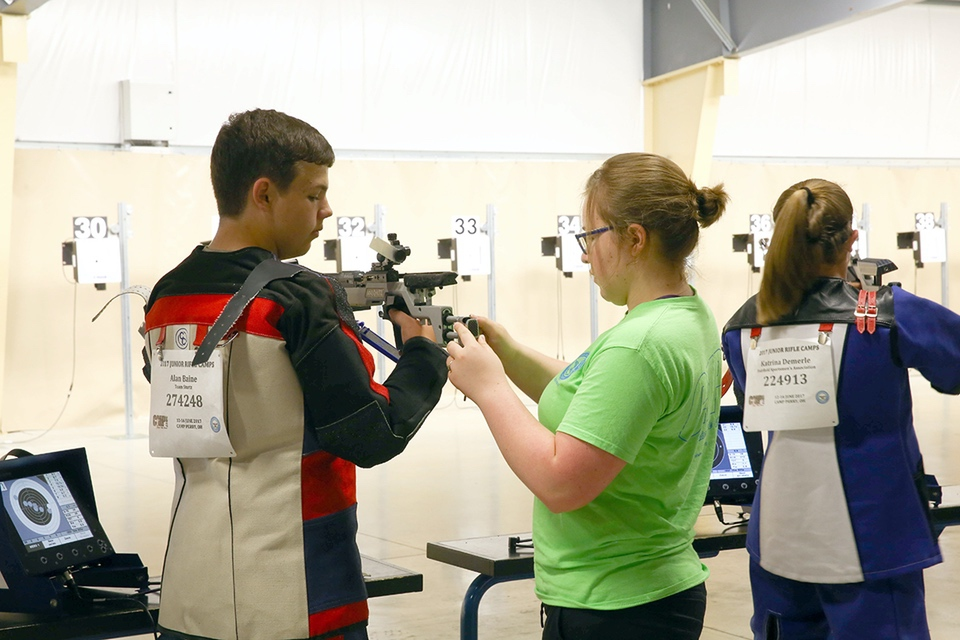 17-CMP-Camp-Counselor Junior Air Rifle